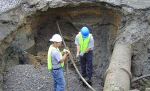 sewer main plumbing