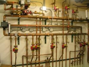 plumbing piping