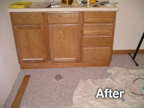after photo