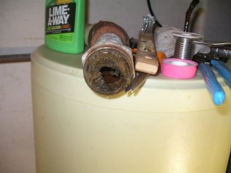 photo of pipe